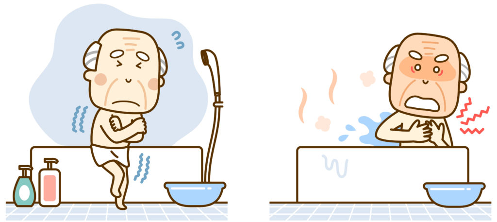 浴室 温度差 危険