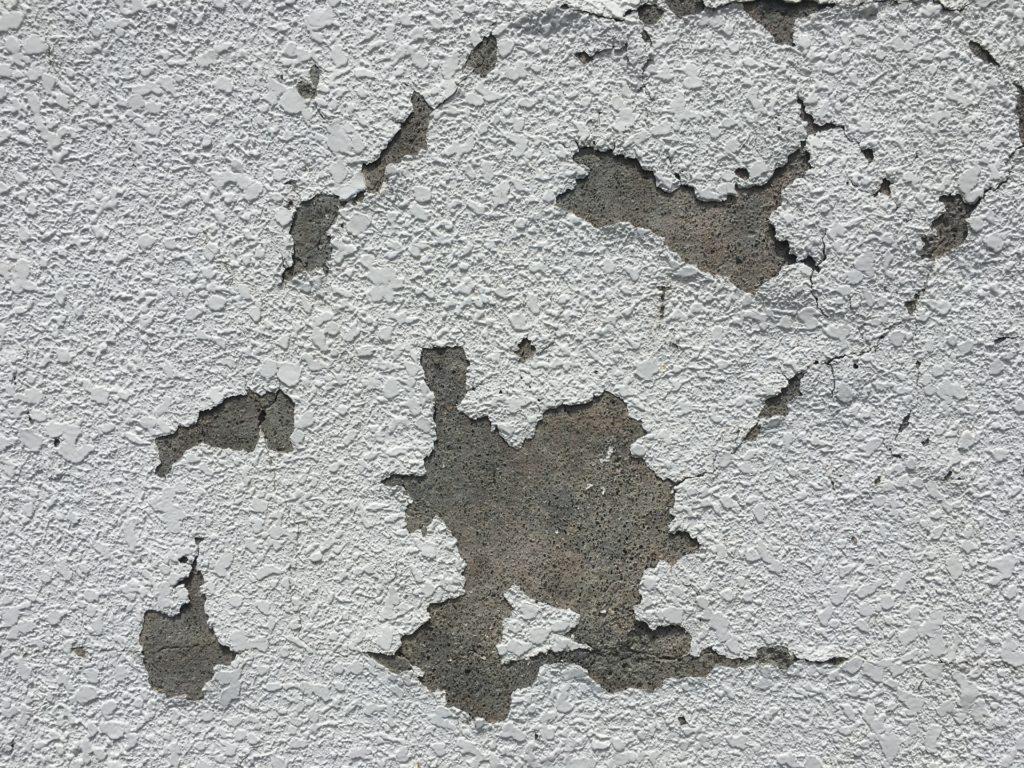 外壁塗装 剥がれ 色褪せ