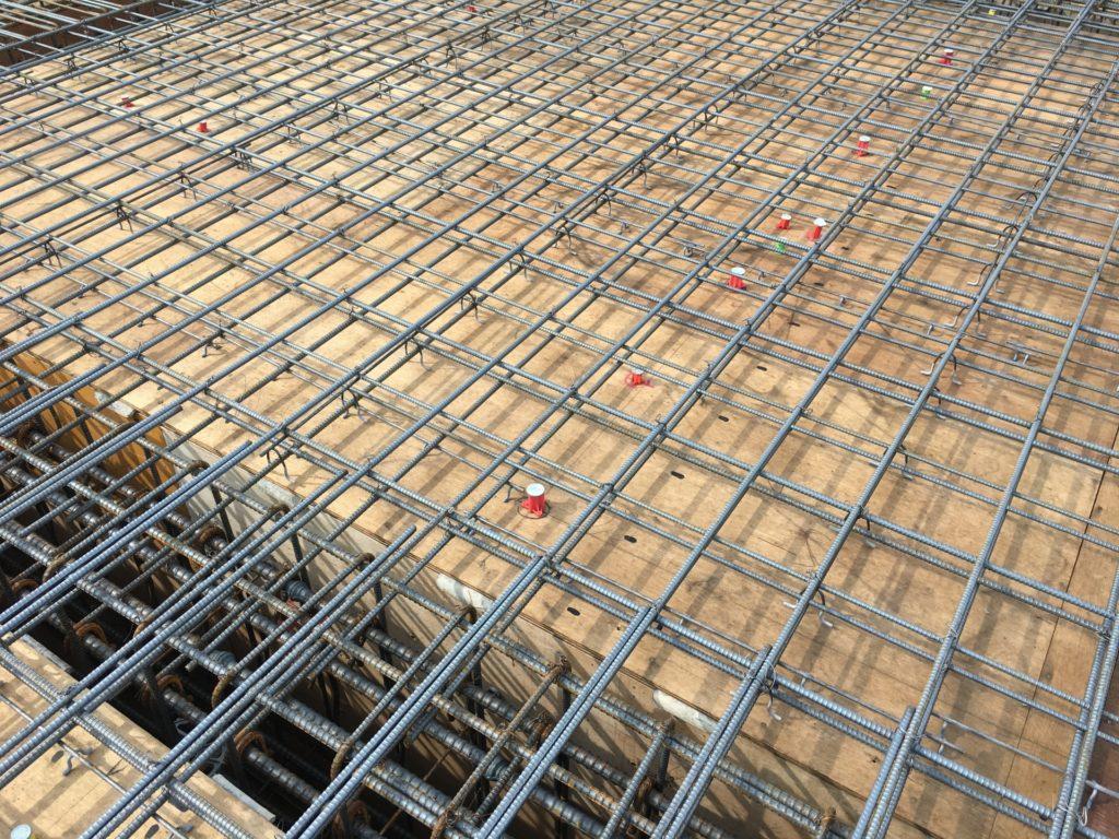 鉄筋コンクリート 床防音