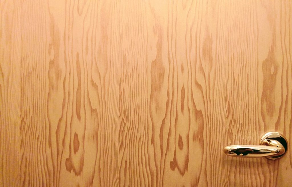 木製ドア 柄
