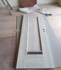 木製ドア本体 枠