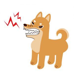 犬 吠える声