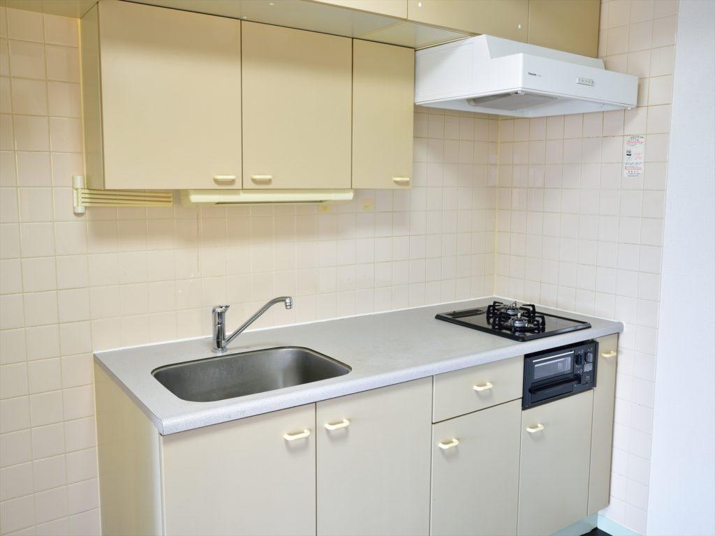 置き型のキッチン