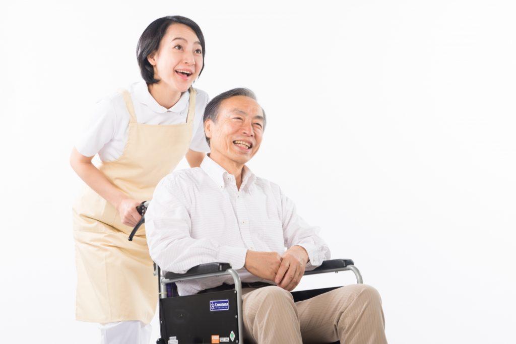 車椅子 海上