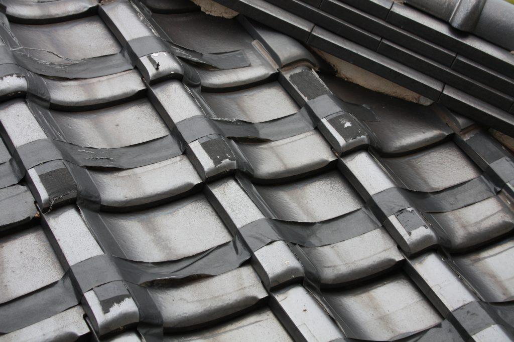 屋根瓦 補修