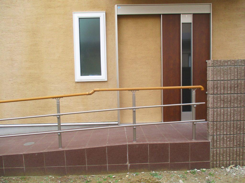 玄関 引き戸リフォーム