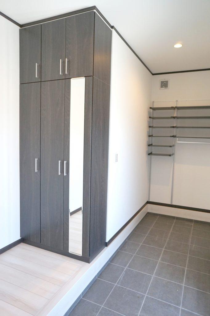玄関スペース 2畳