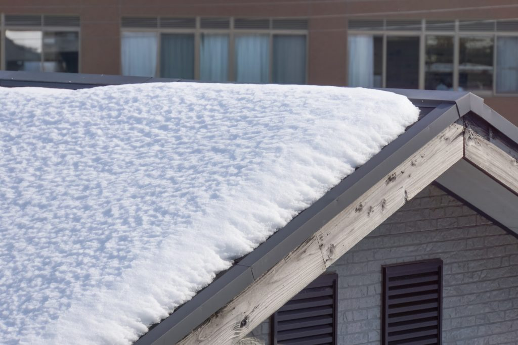 積雪補強 パーゴラ ポリカ