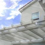 パーゴラにポリカの屋根を設置するメリット7選