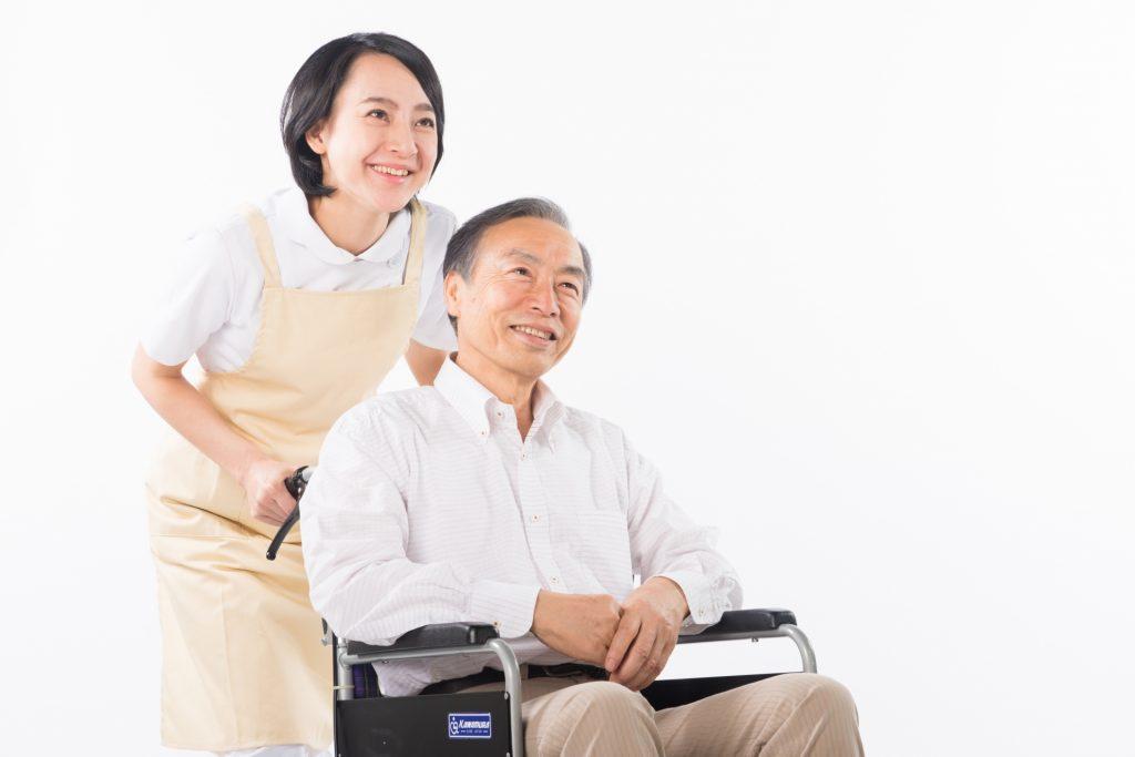 車椅子 介助