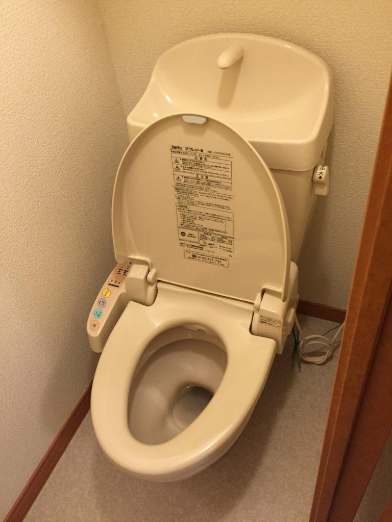 トイレ 便器交換