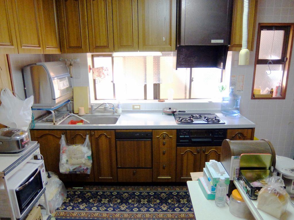 キッチン 劣化