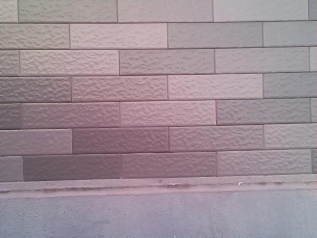外壁タイル 湿式工法